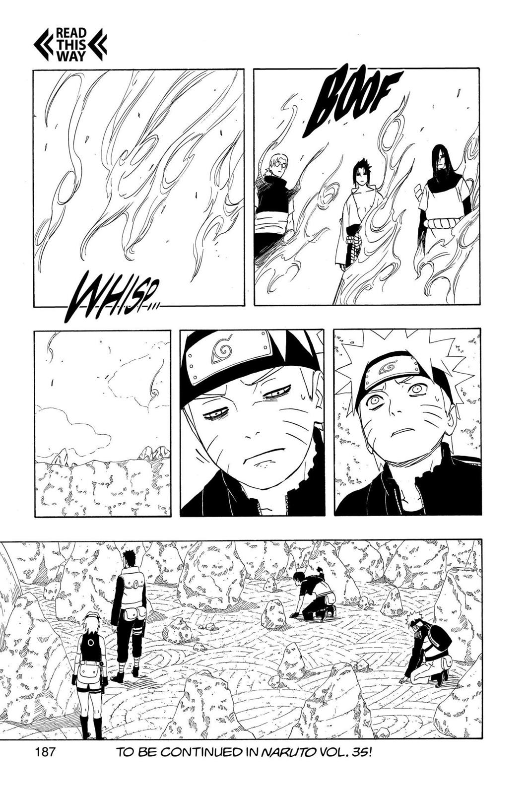 Naruto, Chapter 309 image 016