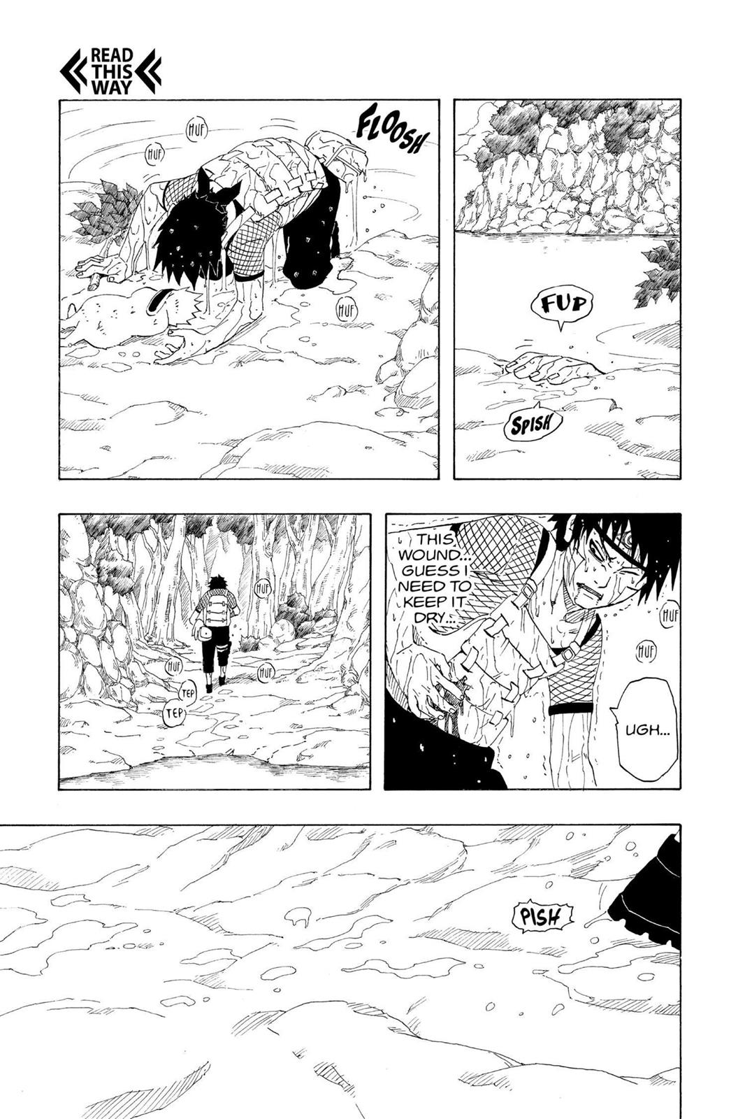 Naruto, Chapter 211 image 003