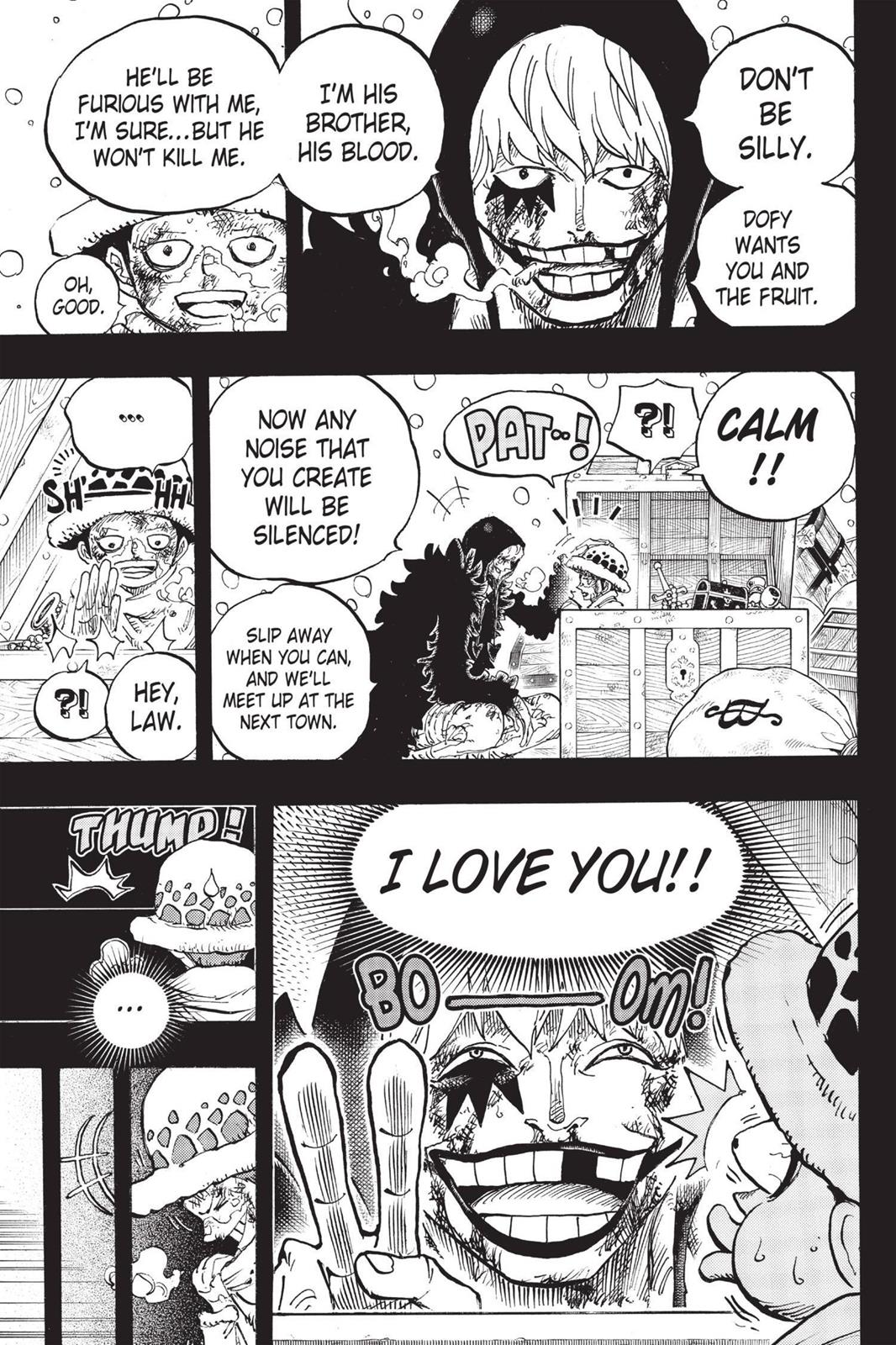 One Piece, Chapter 767 image 013
