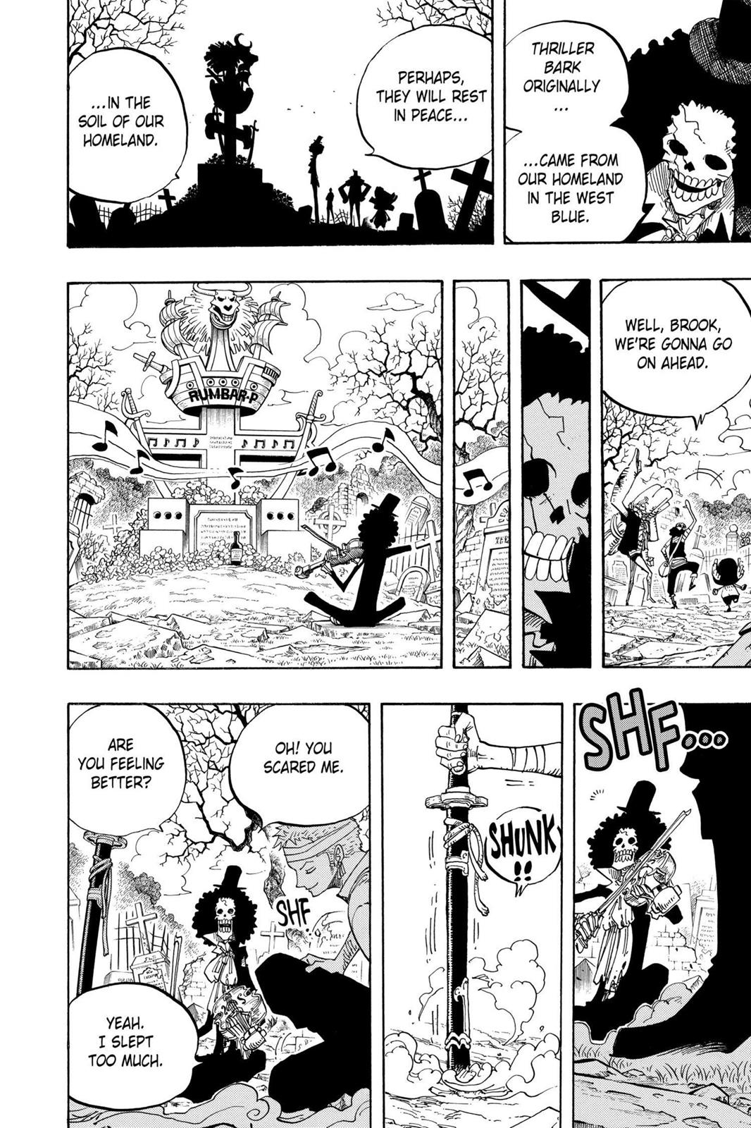 One Piece, Chapter 489 image 015