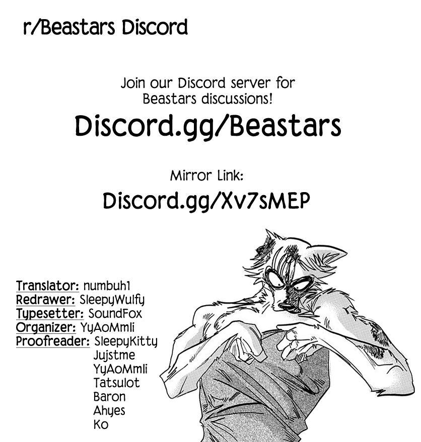 Beastars Manga, Chapter 179 image 021