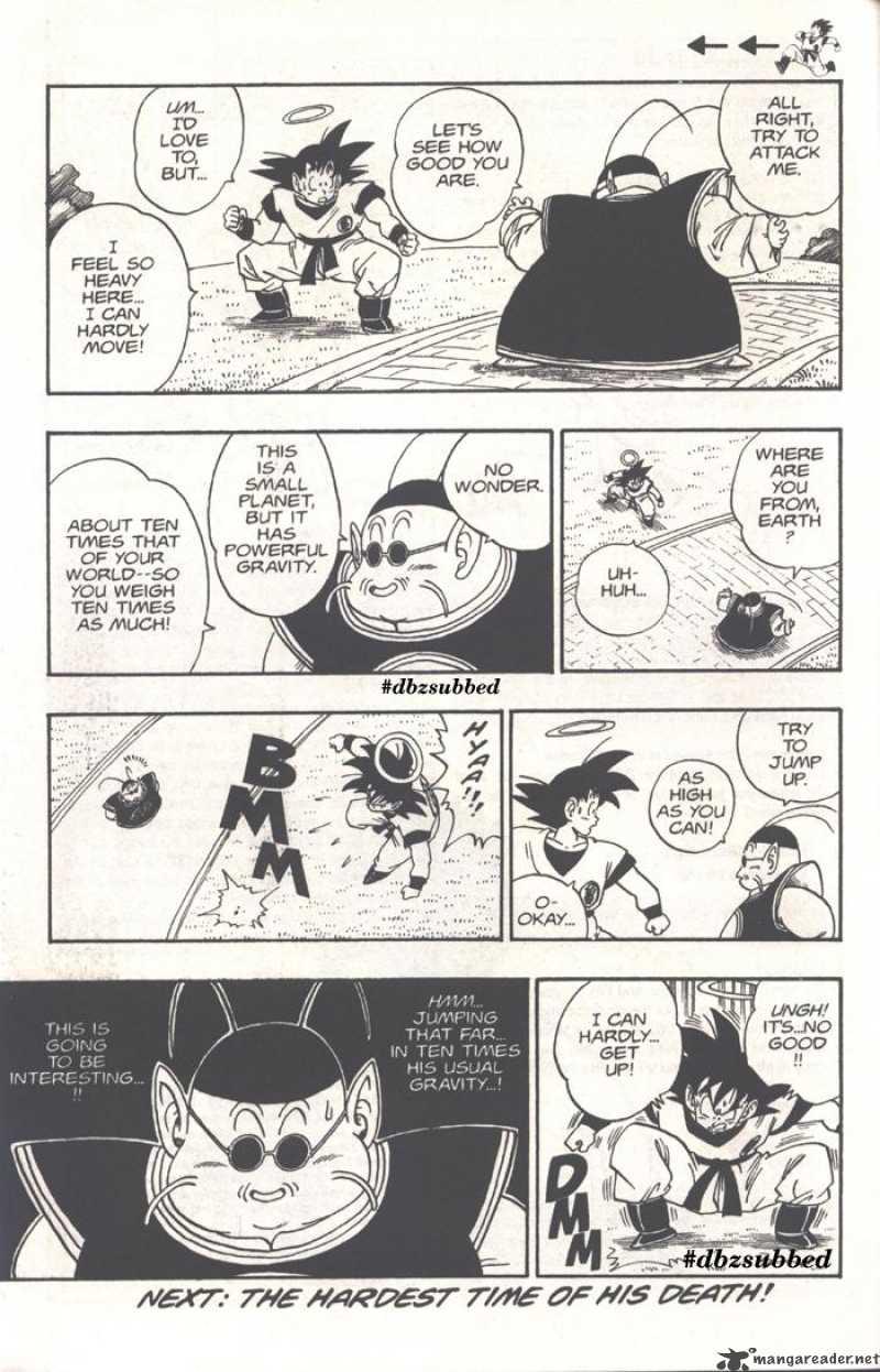 Dragon Ball, Chapter 210 image 014