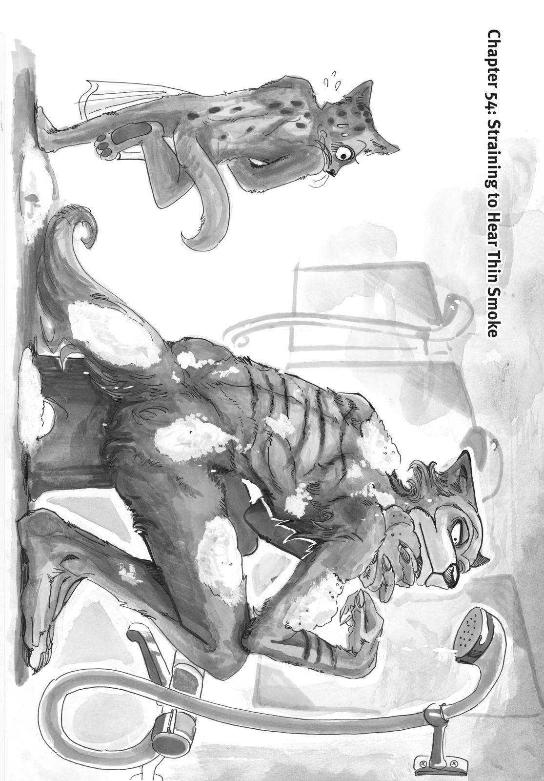 Beastars Manga, Chapter 54 image 001