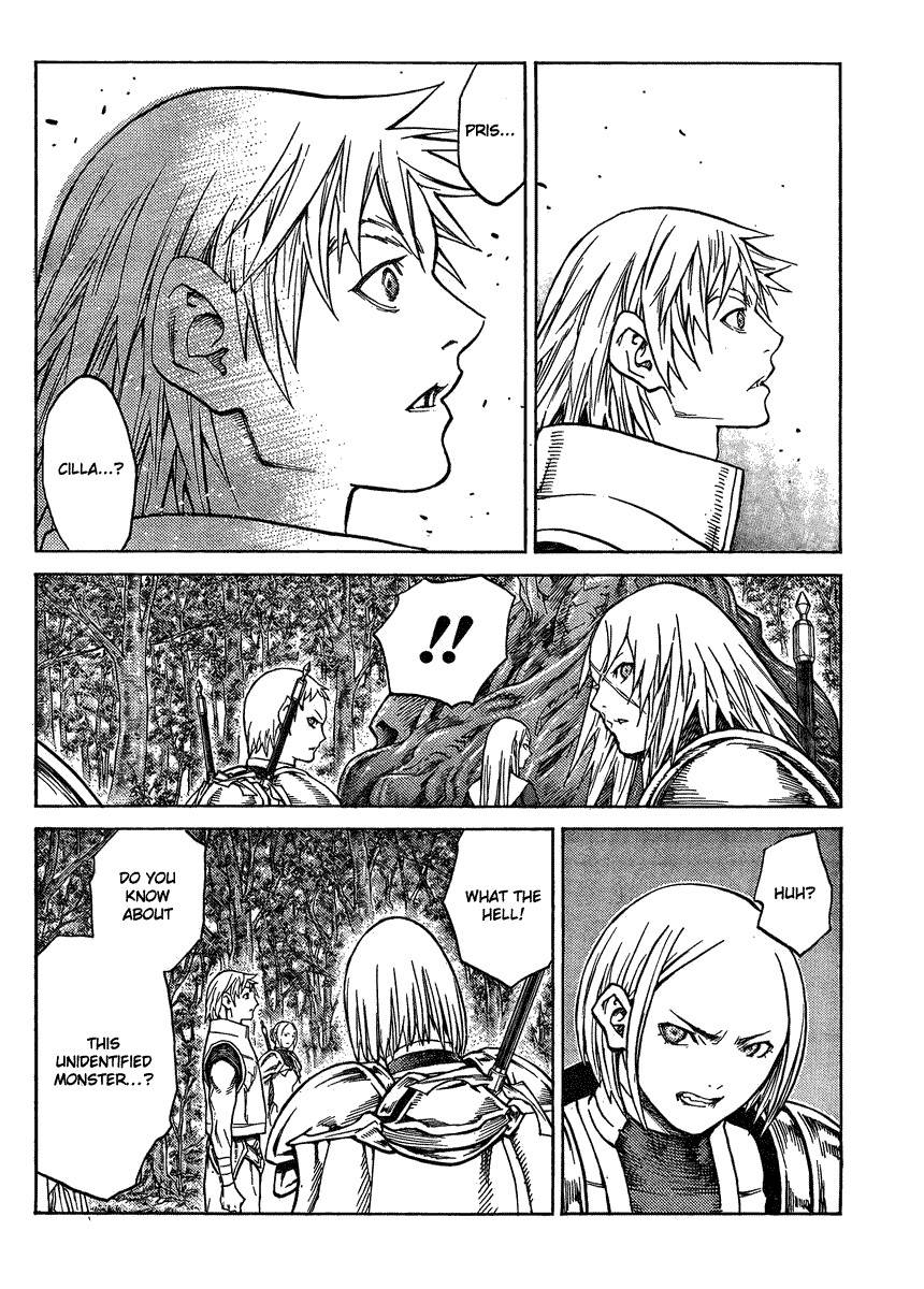 Claymore, Chapter 129 image 006