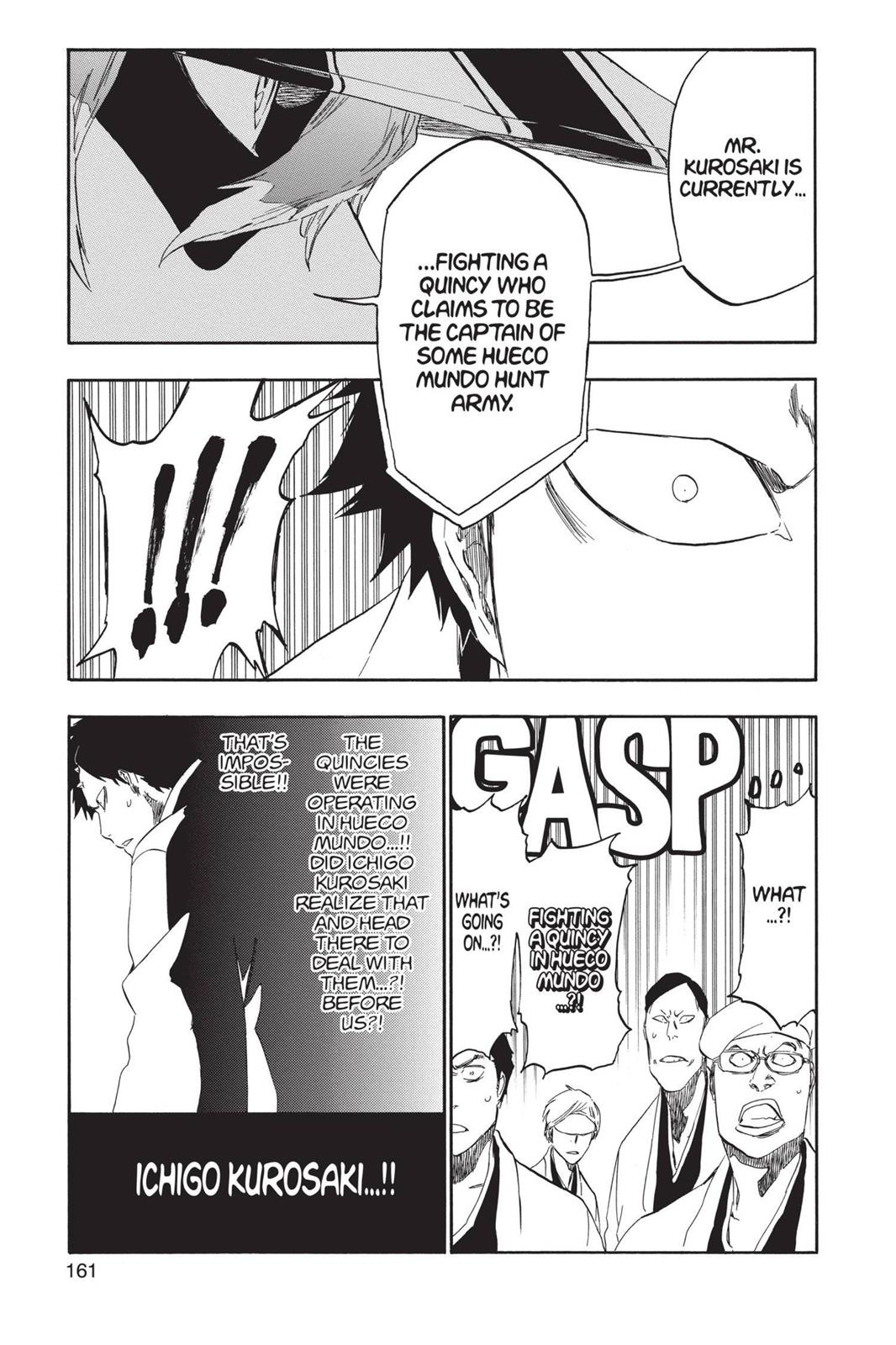 Bleach, Chapter 498 image 005