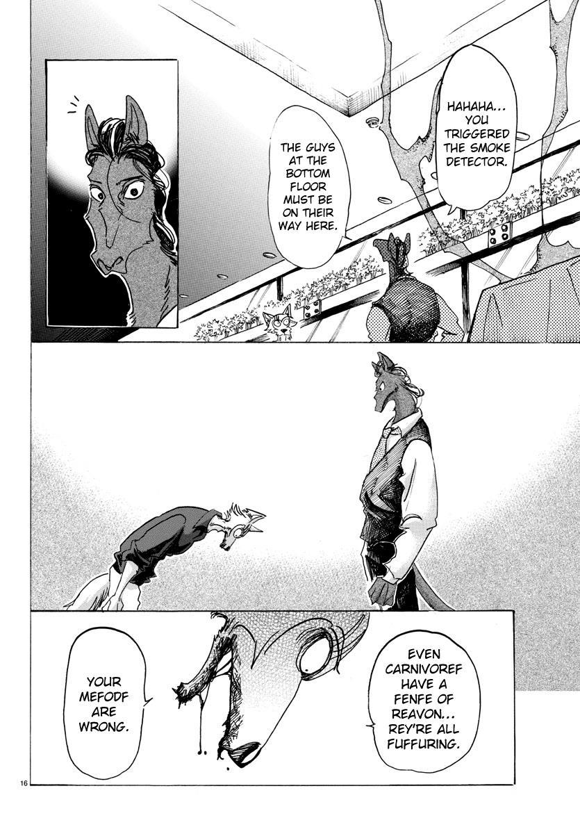 Beastars Manga, Chapter 118 image 015