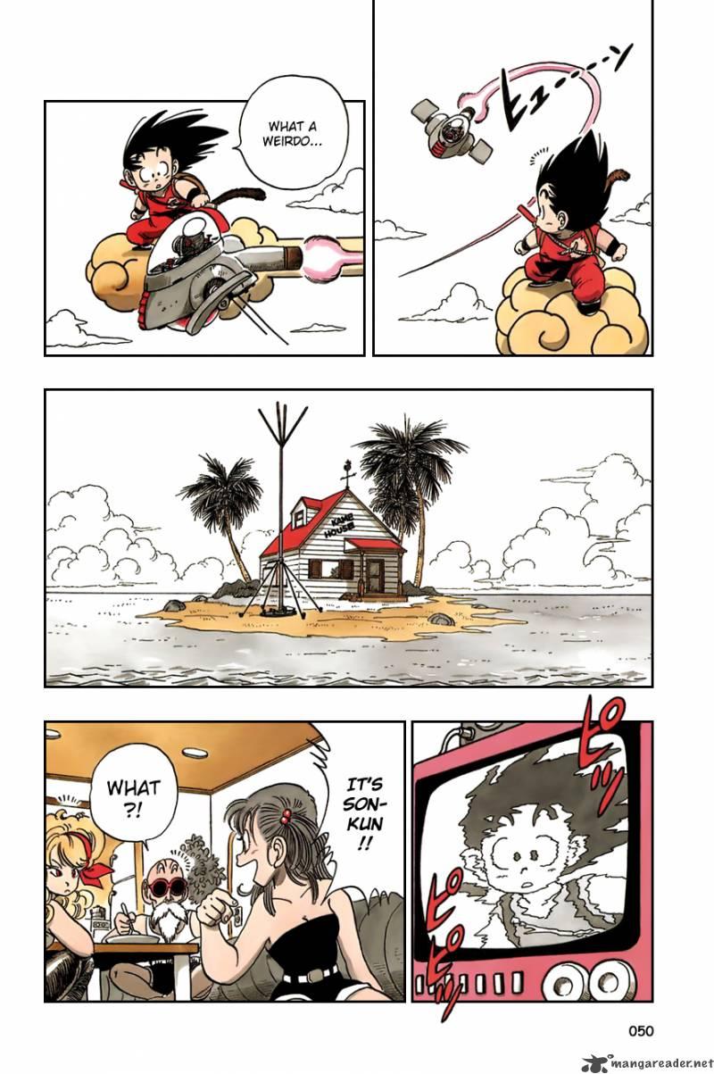 Dragon Ball, Chapter 93 image 006