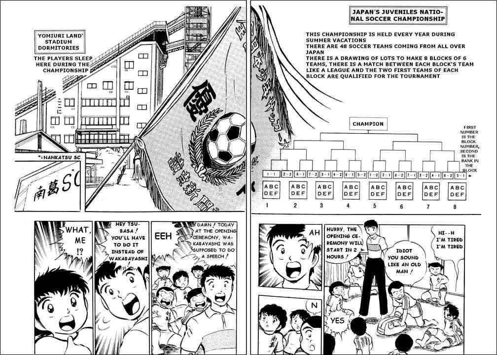 Captain Tsubasa, Chapter 17 image 006