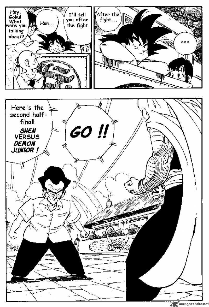 Dragon Ball, Chapter 180 image 007