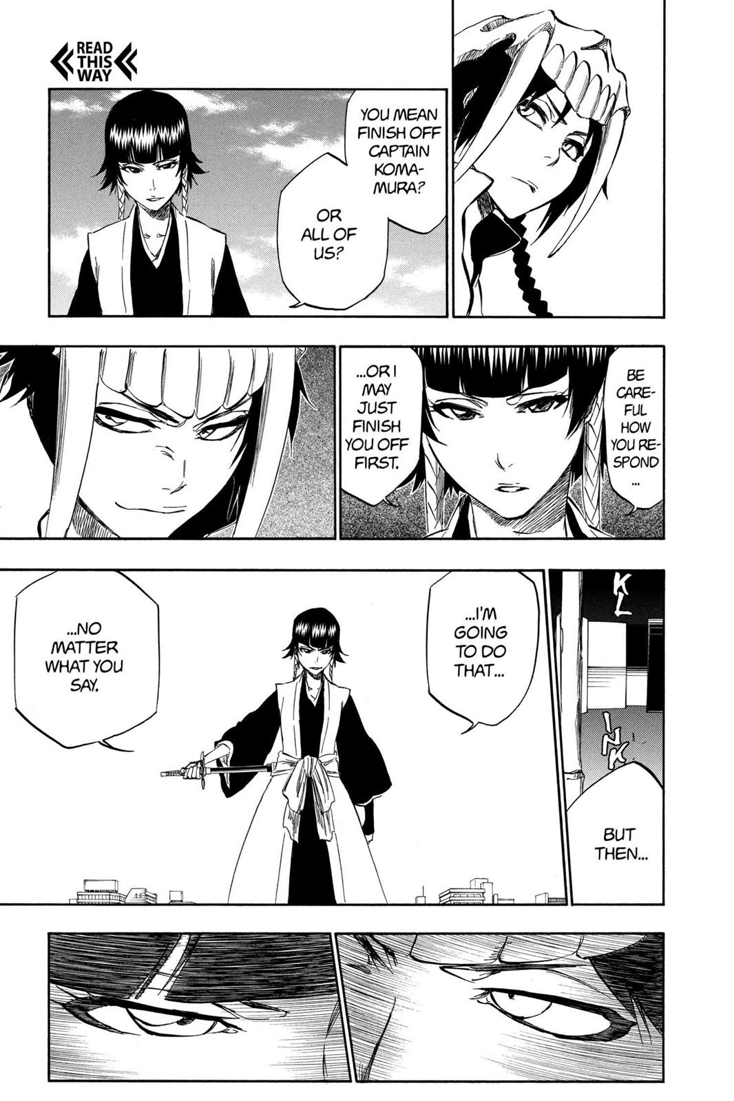 Bleach, Chapter 328 image 018