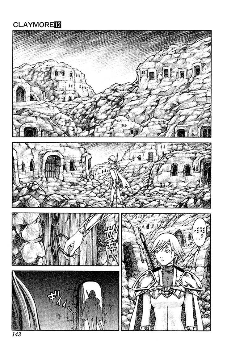Claymore, Chapter 68 image 008