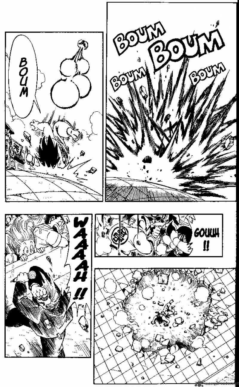 Dragon Ball, Chapter 183 image 010