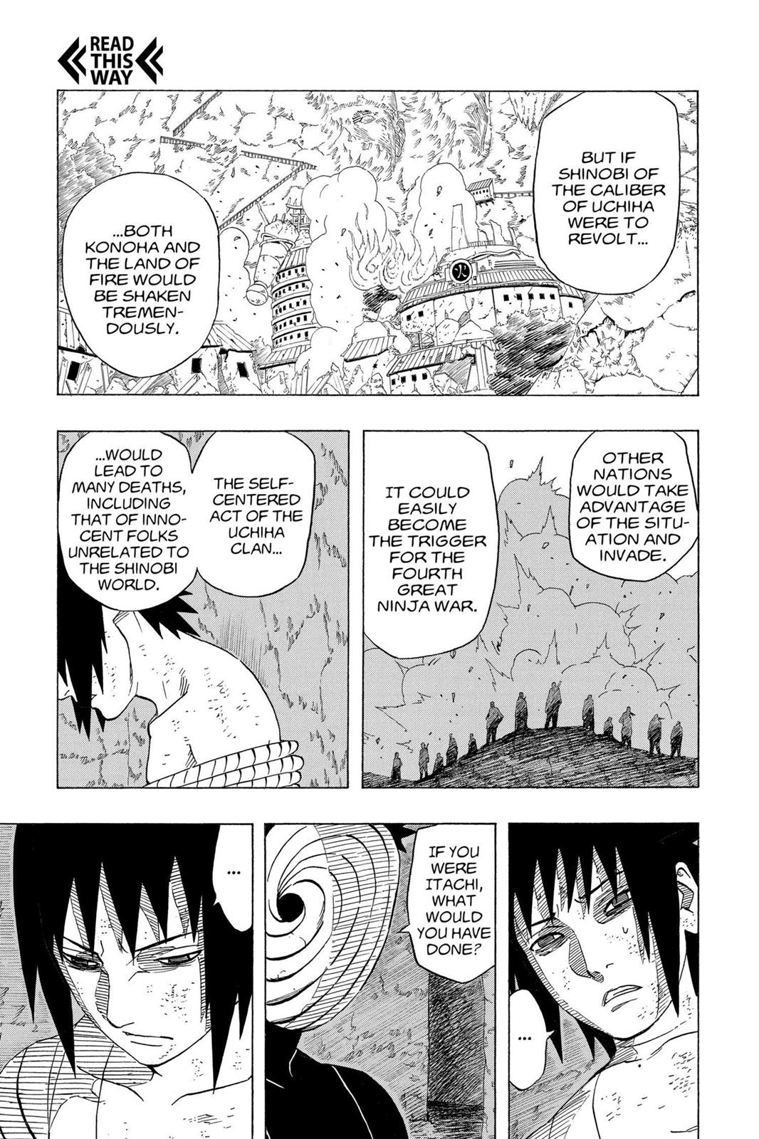 Naruto, Chapter 400 image 007