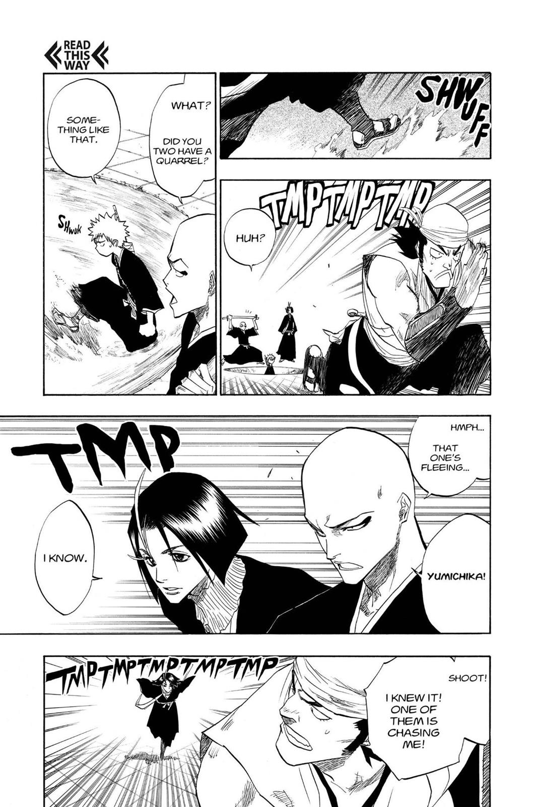 Bleach, Chapter 86 image 011