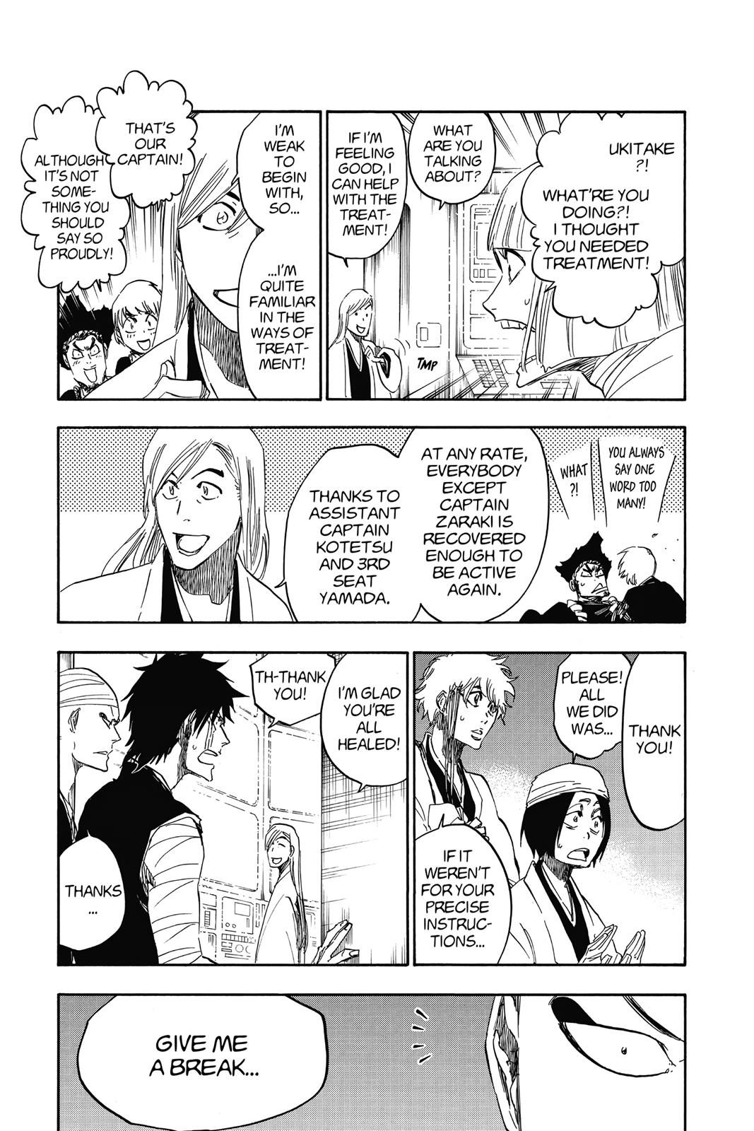 Bleach, Chapter 613 image 005