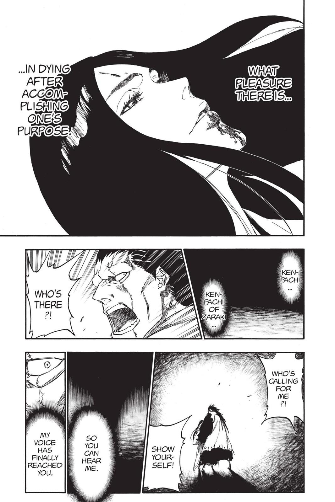 Bleach, Chapter 527 image 009