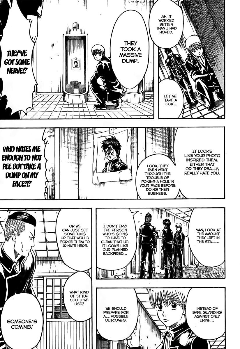 Gintama Chapter, 188 image 017