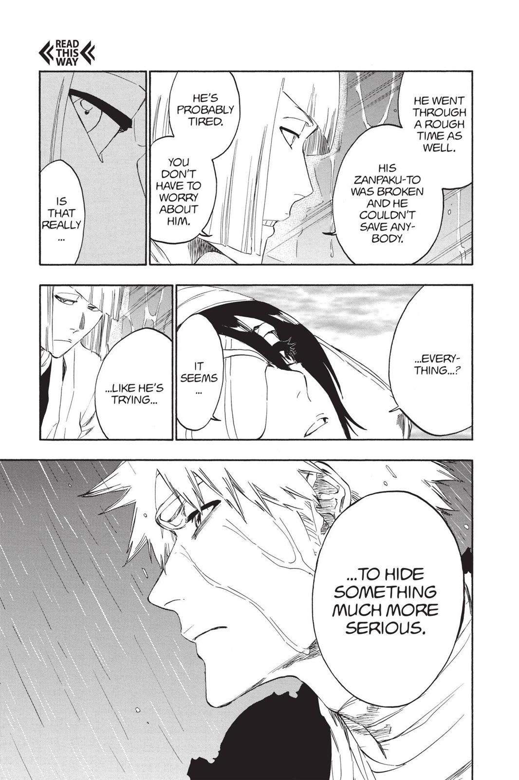 Bleach, Chapter 515 image 011