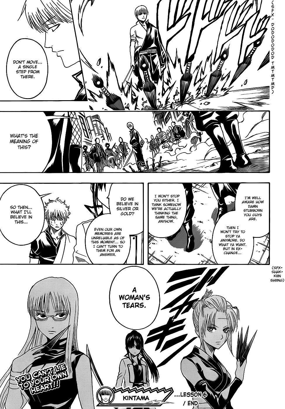 Gintama Chapter, 377 image 019