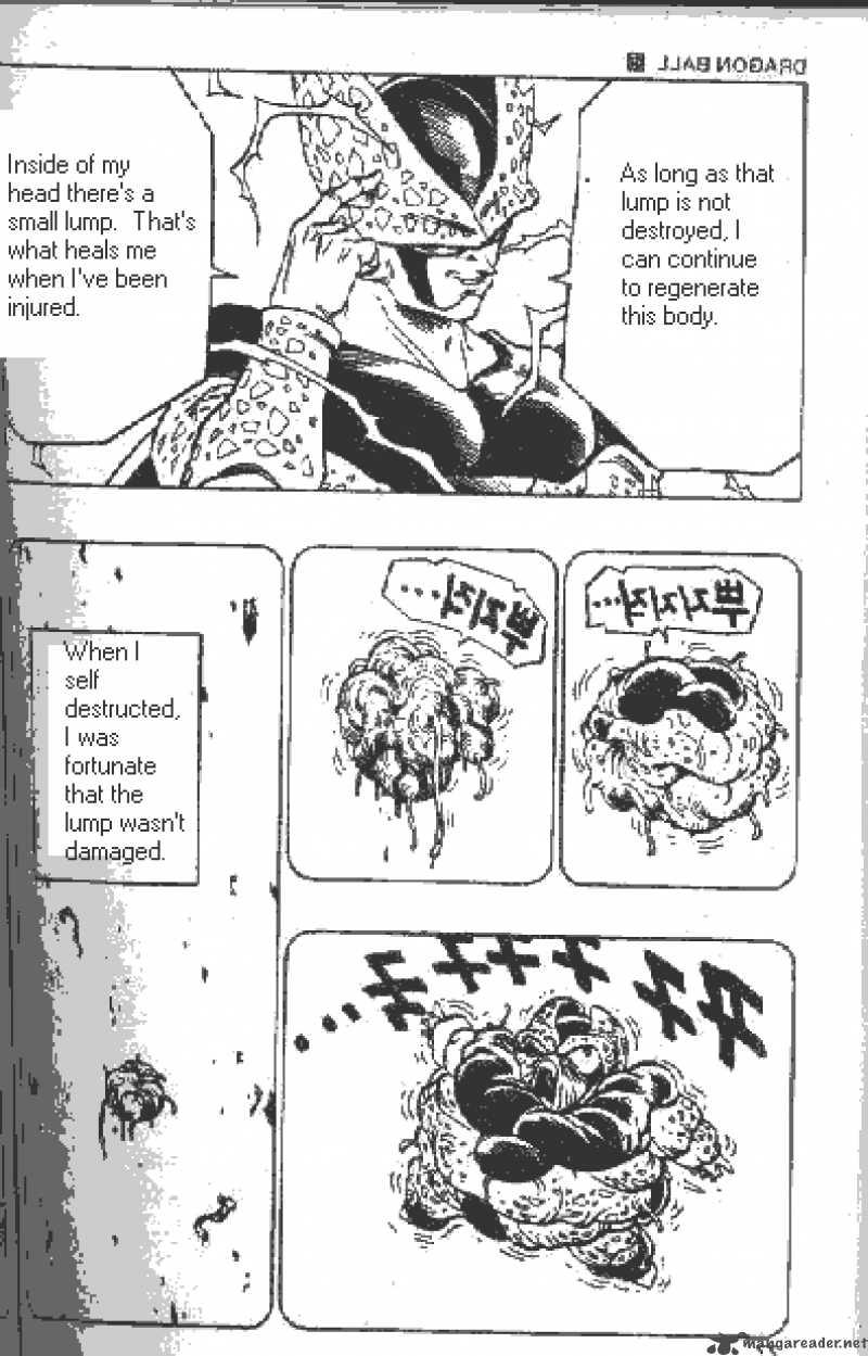 Dragon Ball, Chapter 414 image 010