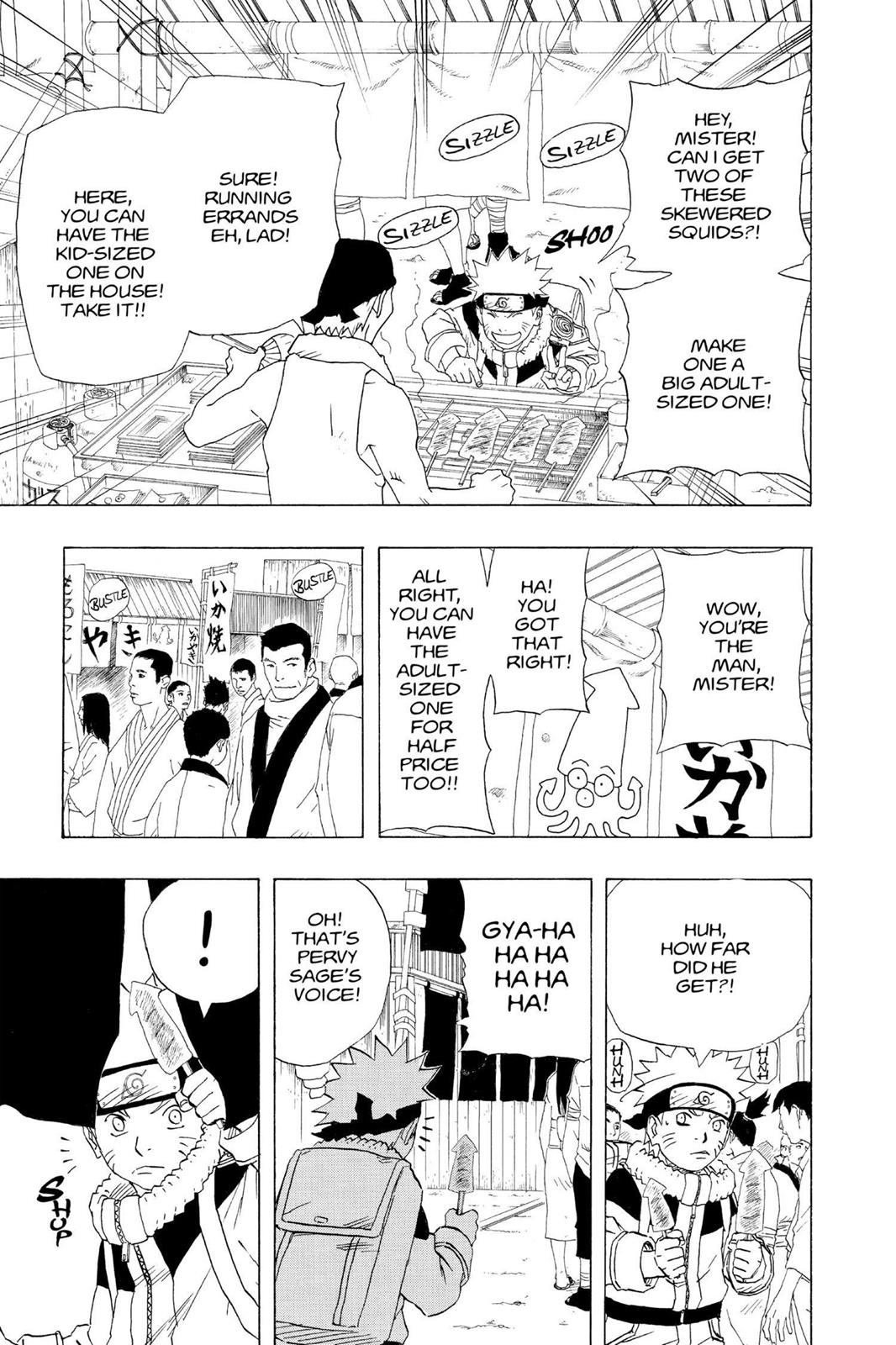 Naruto, Chapter 150 image 009