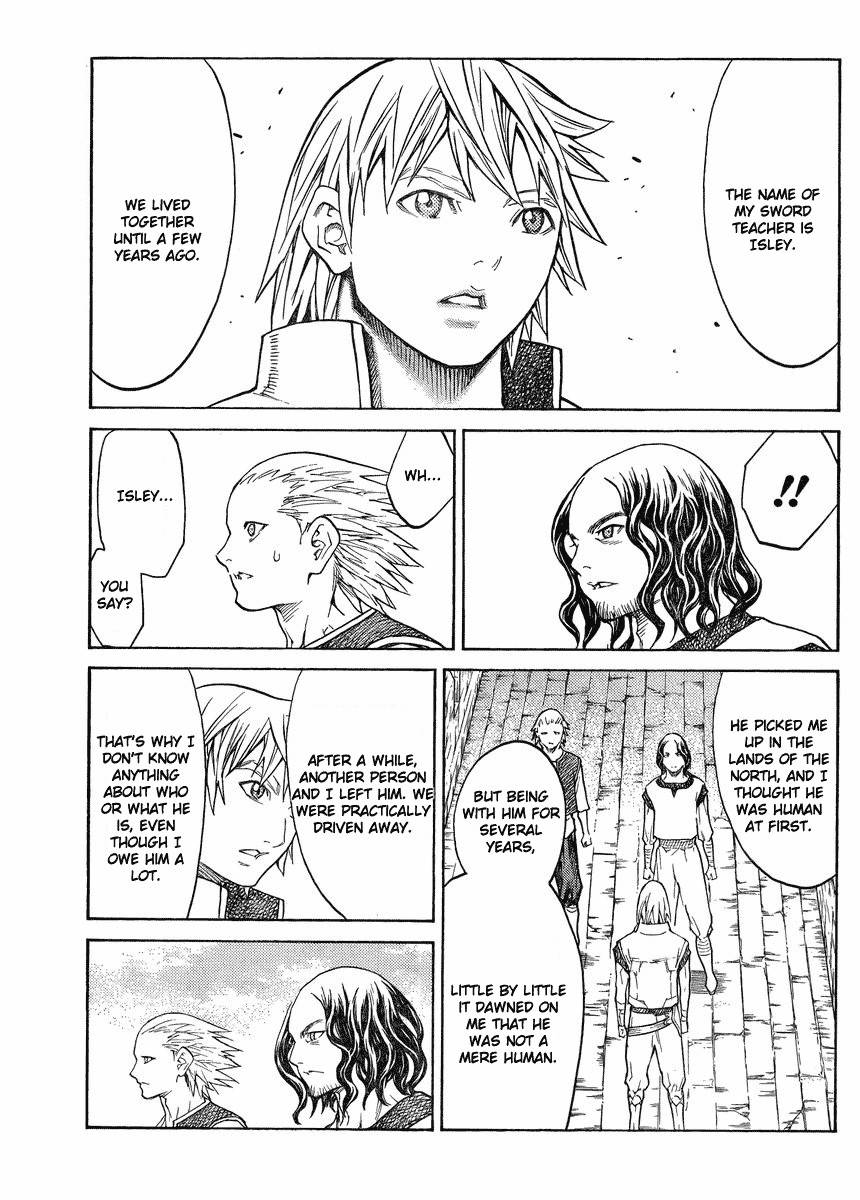 Claymore, Chapter 132 image 003