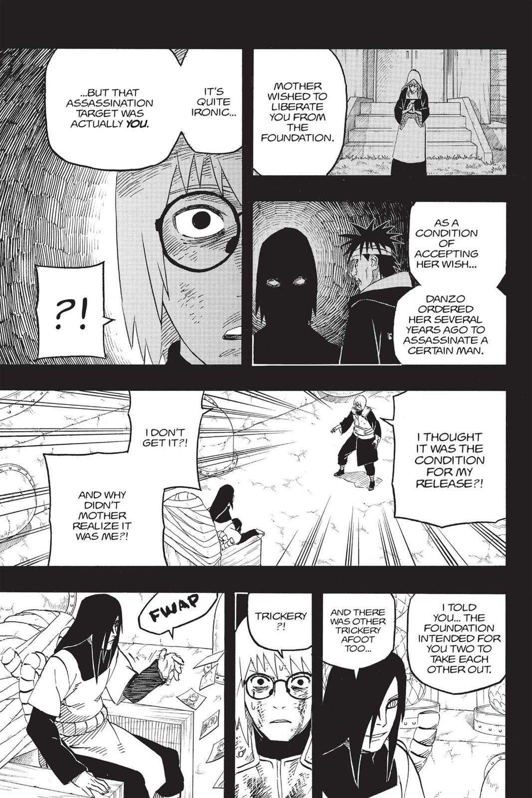 Naruto, Chapter 584 image 005