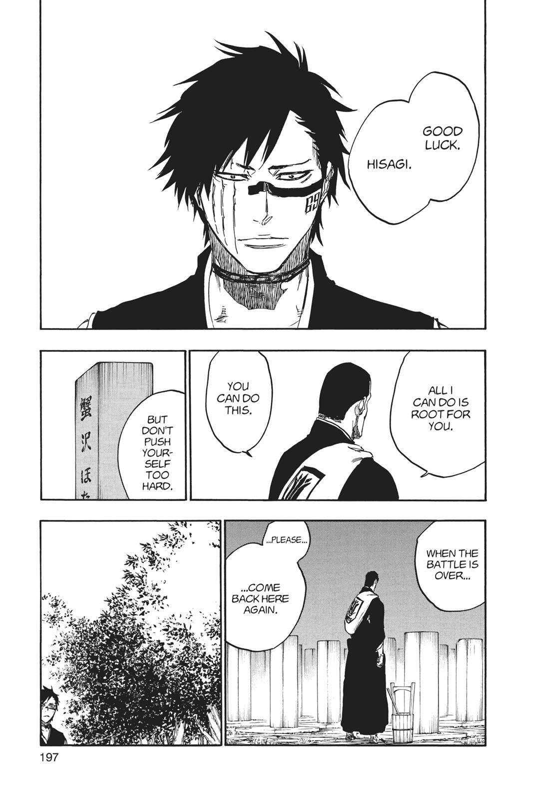 Bleach, Chapter 642 image 023
