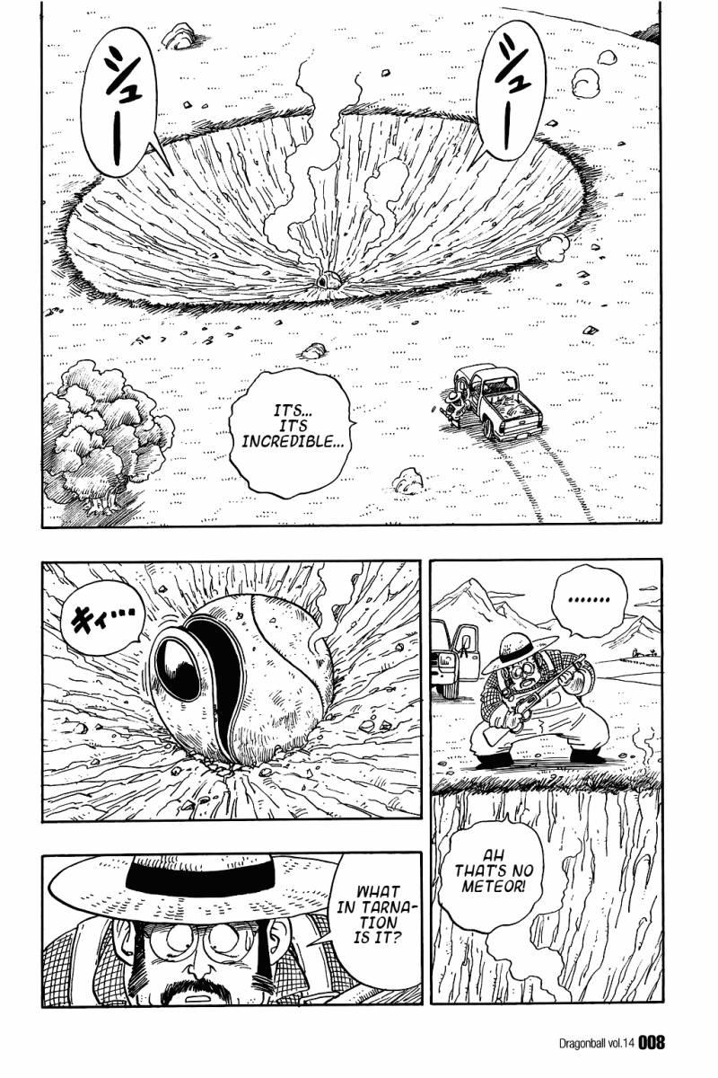 Dragon Ball, Chapter 195 image 011