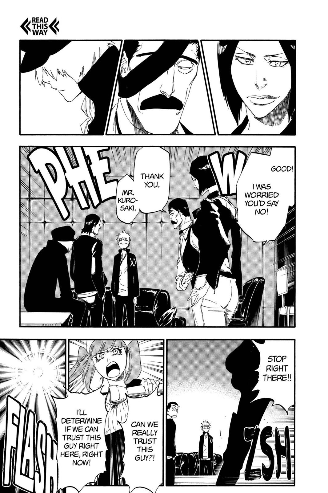 Bleach, Chapter 433 image 025