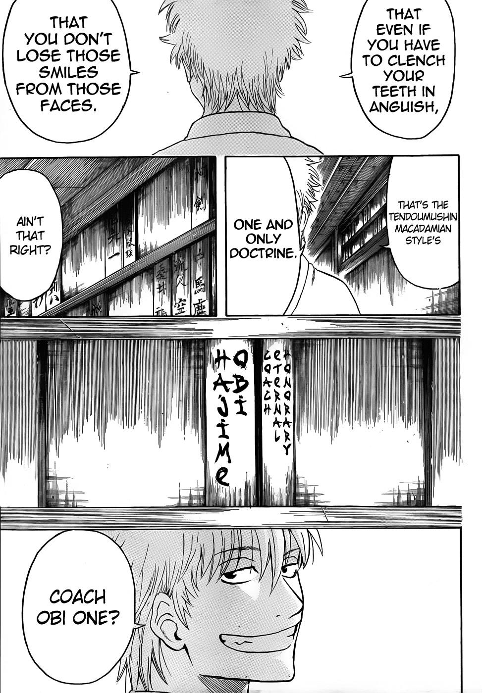 Gintama Chapter, 410 image 013