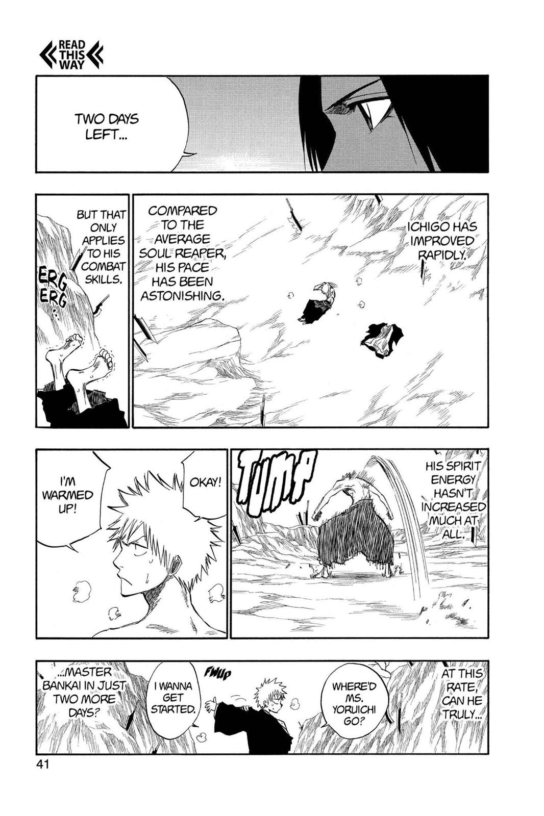 Bleach, Chapter 132 image 015