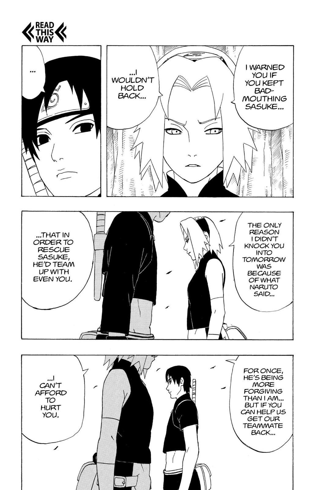 Naruto, Chapter 289 image 007