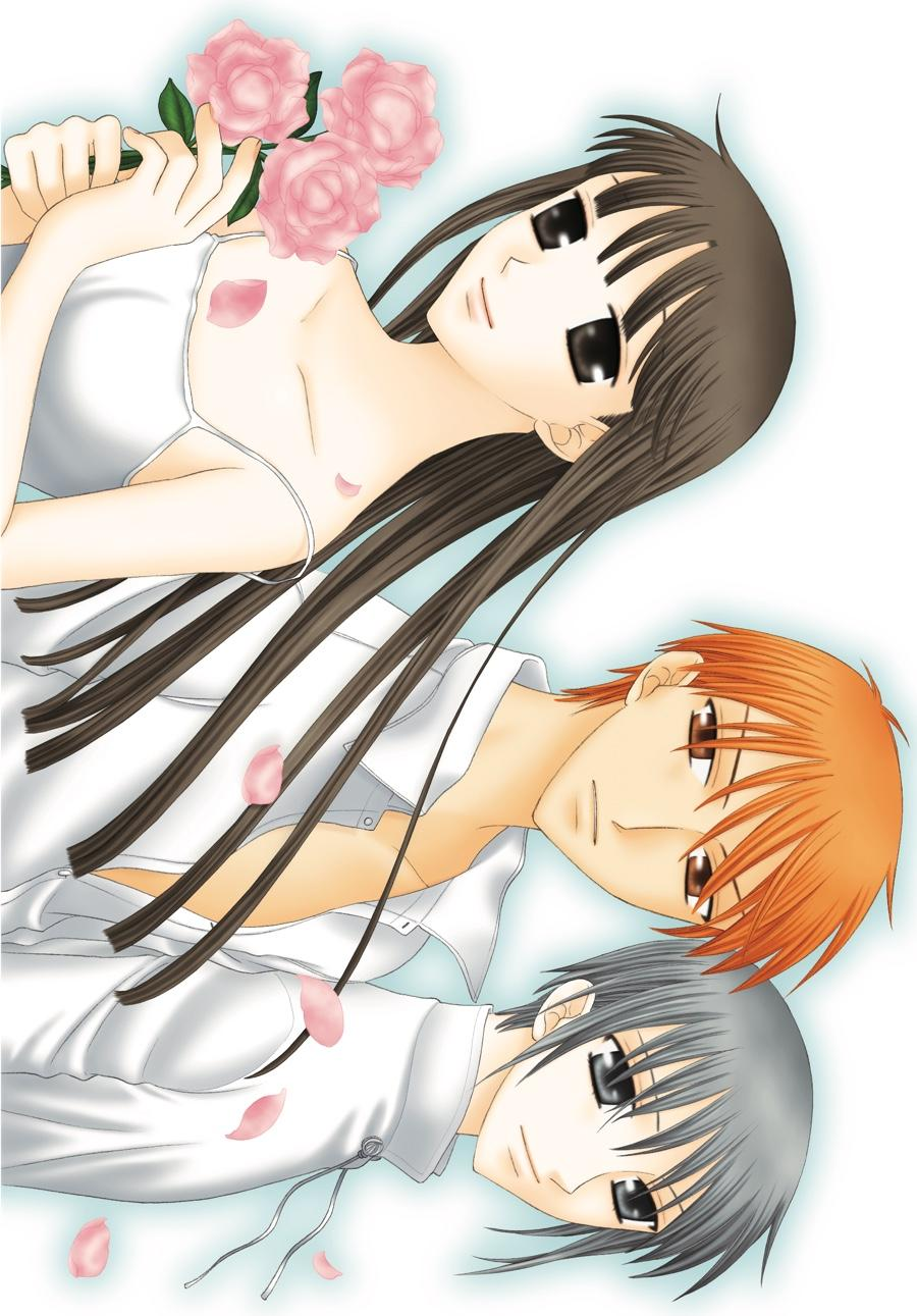 Fruits Basket, Chapter 72 image 003