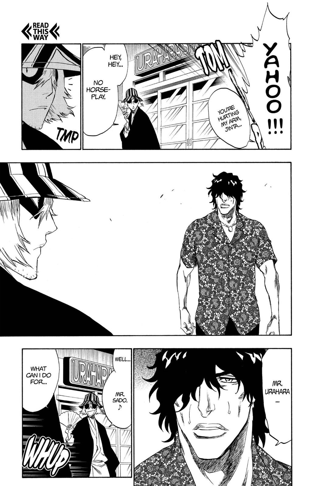 Bleach, Chapter 214 image 015