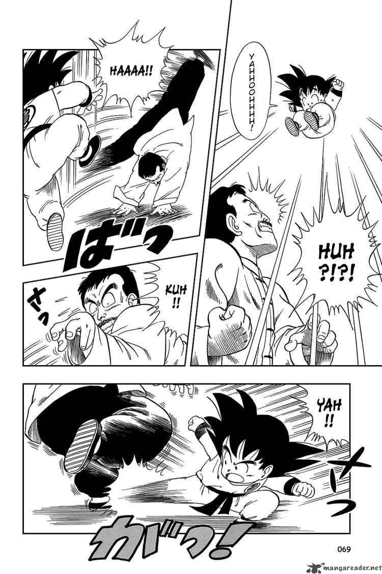 Dragon Ball, Chapter 34 image 009