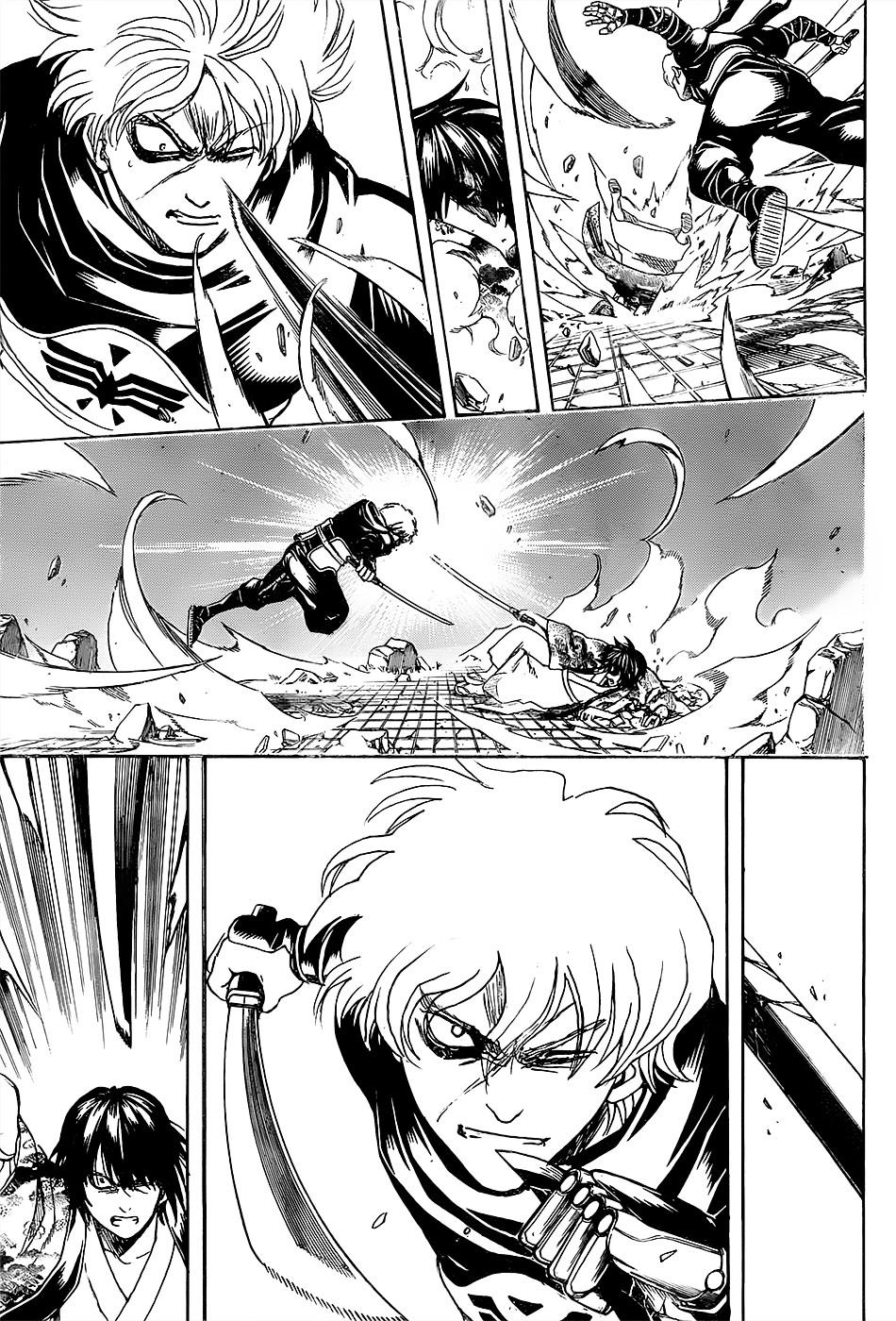 Gintama Chapter, 590 image 017