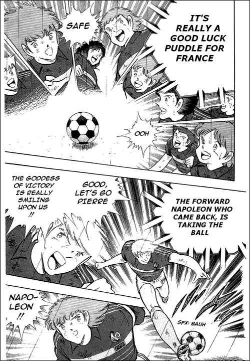 Captain Tsubasa, Chapter 99 image 120