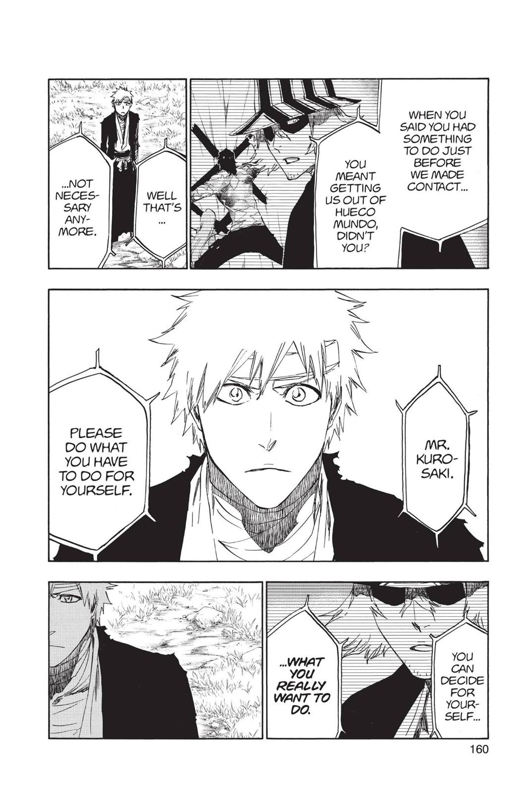 Bleach, Chapter 518 image 006