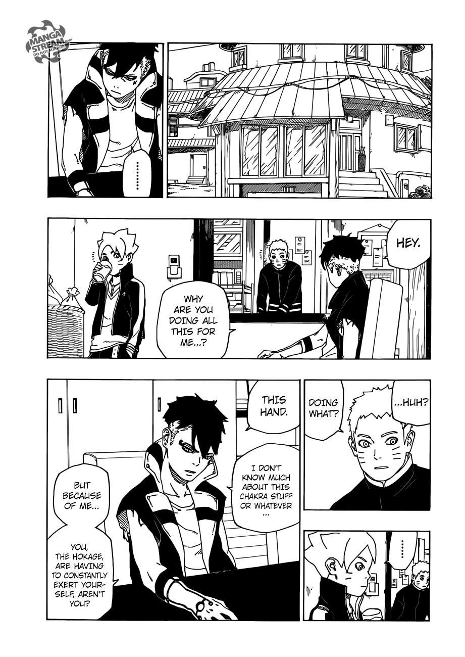 Boruto Manga, Chapter 34 image 026