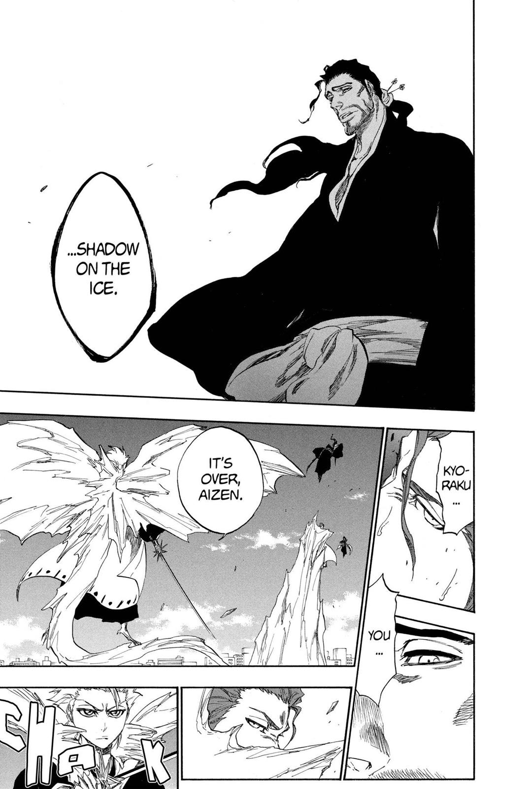 Bleach, Chapter 391 image 017