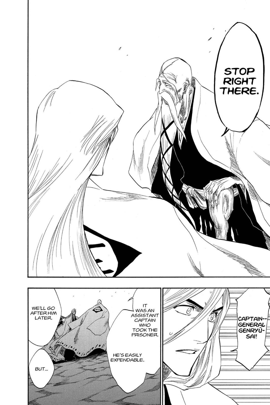 Bleach, Chapter 153 image 012