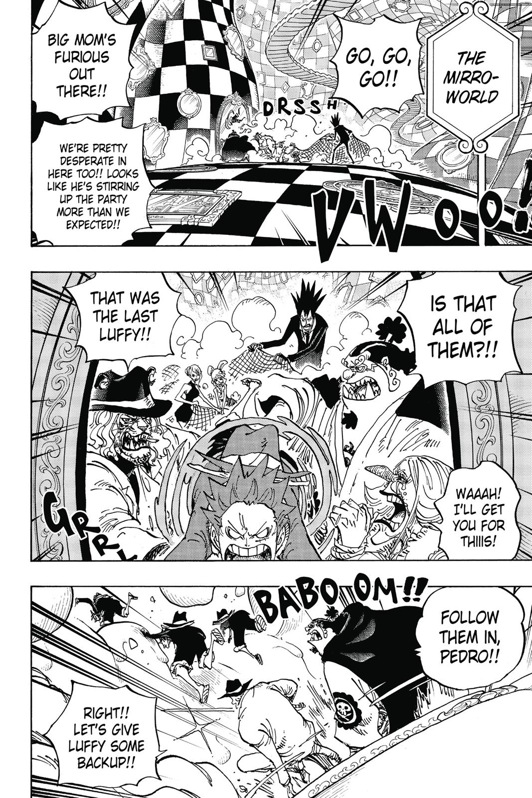 One Piece, Chapter 863 image 008