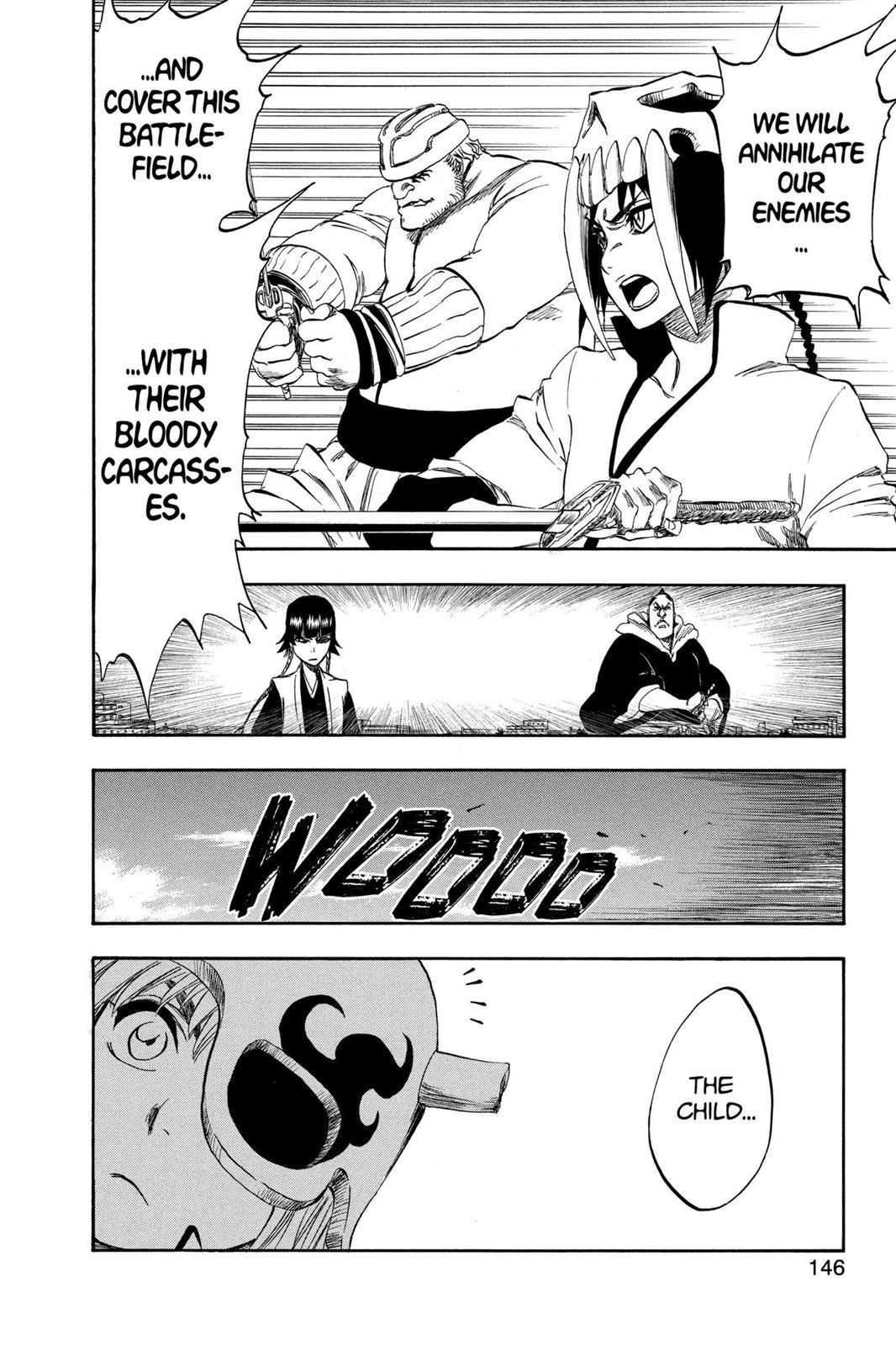 Bleach, Chapter 329 image 011