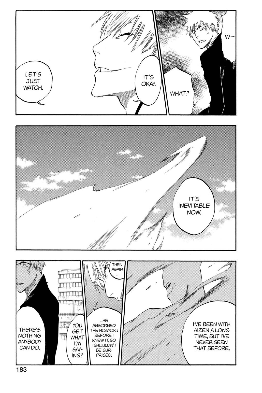 Bleach, Chapter 404 image 011