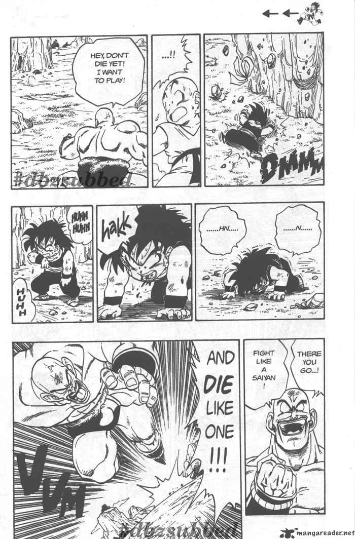 Dragon Ball, Chapter 221 image 005