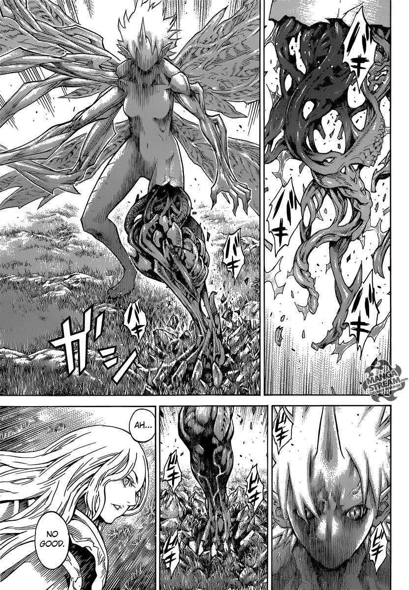 Claymore, Chapter 152 image 025