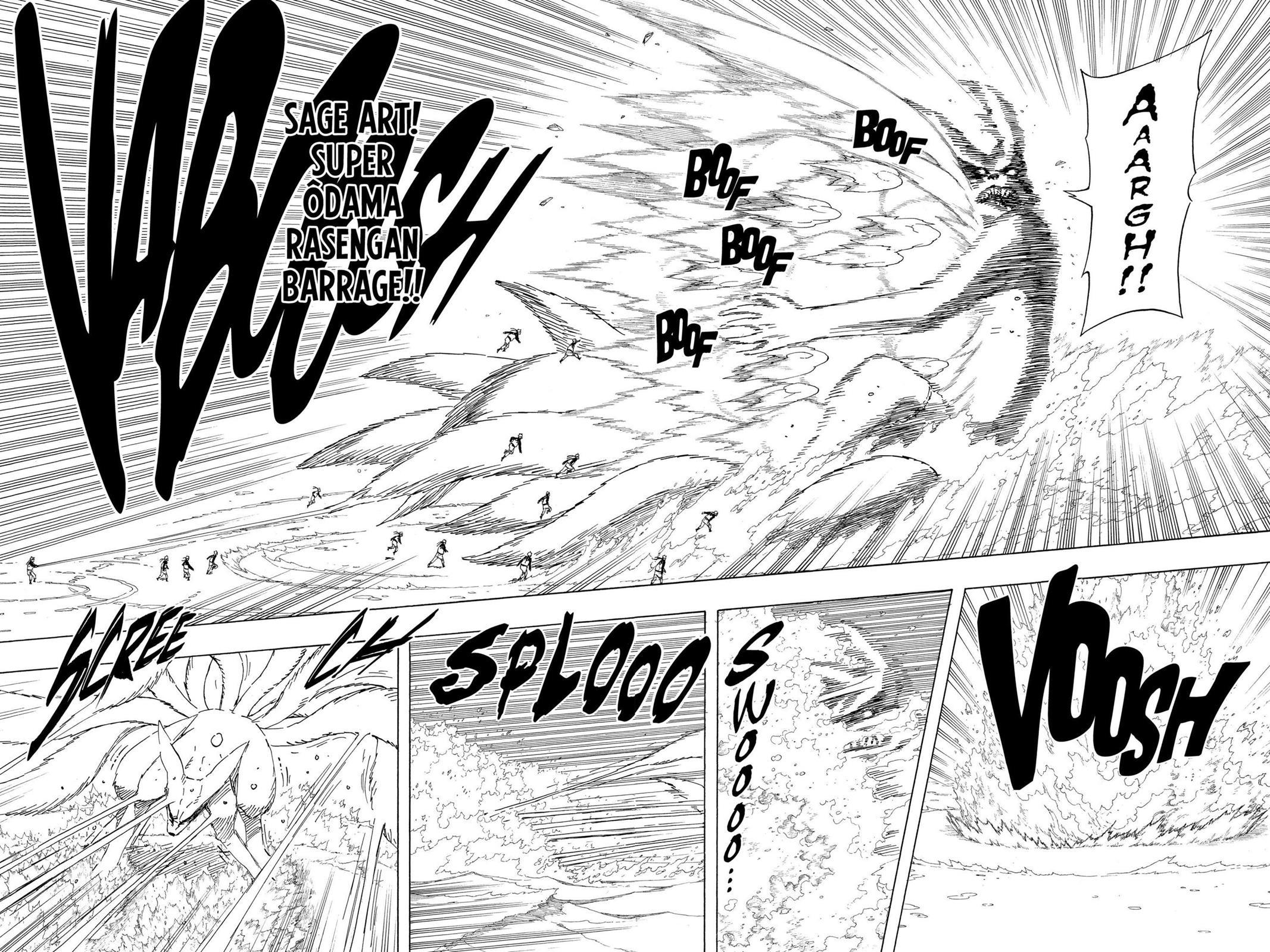 Naruto, Chapter 499 image 008