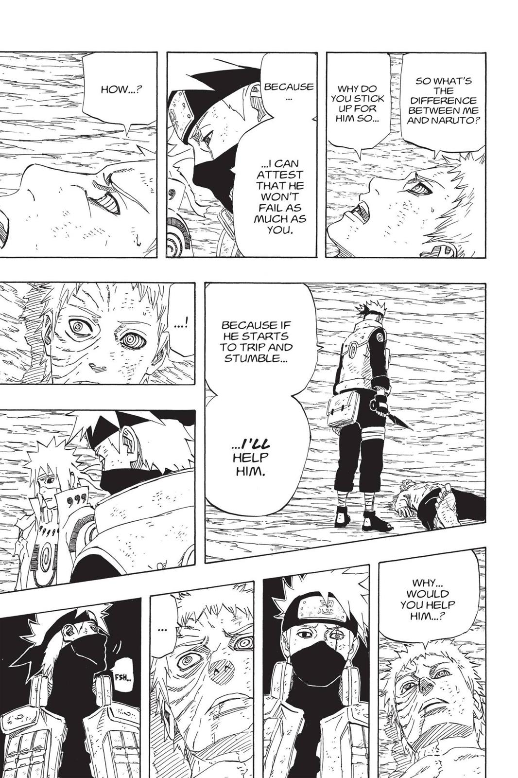 Naruto, Chapter 655 image 013