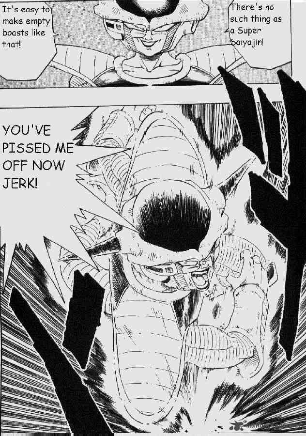 Dragon Ball, Chapter 295 image 010